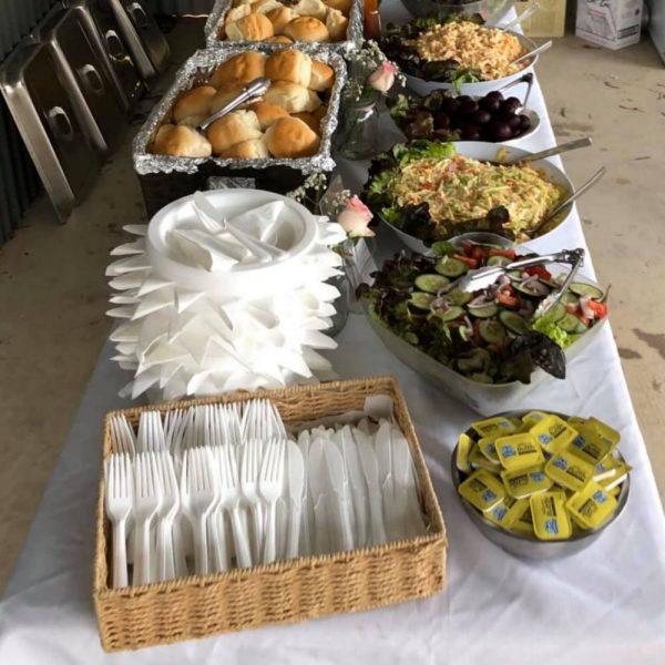 Spitroast Caterers St Marys